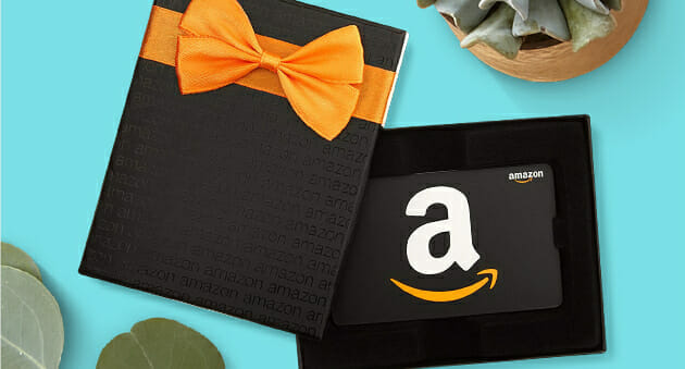 Free Amazon Gift Cards with Maru Voice